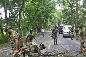 CRPF officer's revelation: Assam incident tip of the 'fake encounter'...