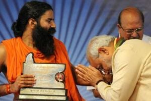 Politics and religion: As BJP government rises, so does yoga tycoon...
