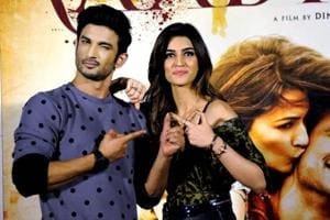 Raabta: Kriti helped Sushant getting into 'Amritsar da munda' zone