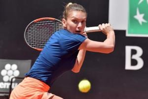French Open: Injured Simona Halep '50-50' for Roland Garros