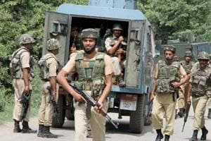 Armed men sighted in Kathua border area of Jammu and Kashmir, alert...