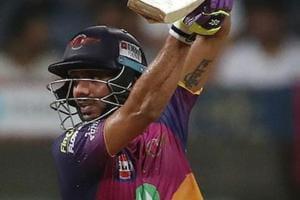 Manoj Tiwary, Rising Pune Supergiant's middle-order batsman, scored 324 runs in 15 IPL 2017 games.