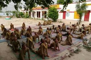 8,000 Lucknow University students to perform yoga with PM Narendra...