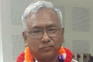 Manipur BJP chief Bhabananda Singh wins state's lone Rajya Sabha seat