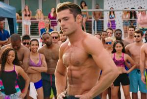 Supersetting is the key to getting an athletic body like Zac Efron.