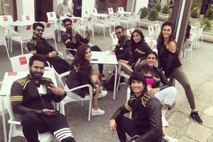 Khatron Ke Khiladi: Nia Sharma, Manveer Gurjar, Lopamudra post pics...