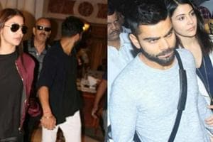 What a pair: Every time Virat Kohli and Anushka Sharma set couple...
