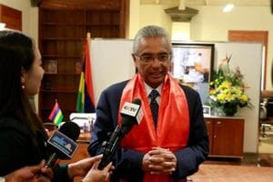 Mauritian Prime Minister to visit India tomorrow; to meet PM,...