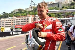 Sebastian Vettel sets fastest ever lap at Monaco GP weekend