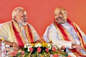 Modi government's 3rd-year-in-power celebration to focus on West...