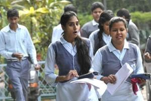 The Goa Board of Secondary and Higher Secondary Education (GBSHE) declared the results for the Secondary School Certificate or Class 10 board examination on Thursday.