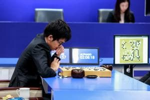 Google's artificial intel beats Chinese champion at Go to clinch...