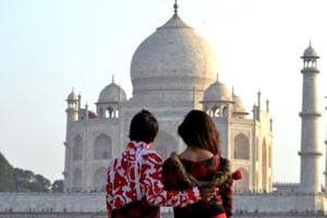 Travellers' choice: Taj Mahal only Indian monument to figure in top 10...