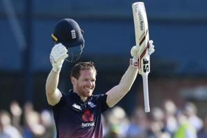 Eoin Morgan ton powers England to 72-run win against South Africa