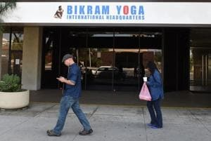 US judge issues arrest warrant for founder of Bikram yoga, sets $8...