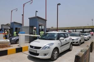 Gurgaon: Kherki Daula toll gets three more booths