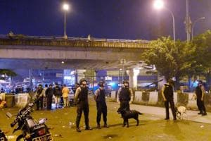 Indonesia: Suspected suicide bomber, cop dead in explosion in capital...