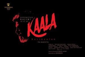 Rajinikanth's next with Dhanush titled Kaala Karikaalan, first look...