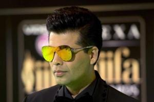 Celebrities wish 'new father' Karan Johar on 45th birthday