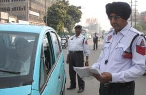 A majority of traffic cops have poor ear health due to their long exposure to blaring horns.
