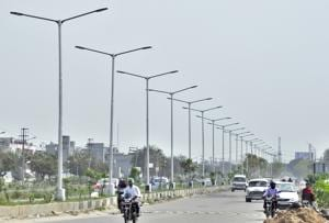 North Delhi to get 1.15 lakh LED streetlights from next week