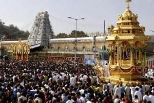 Why religion and building temples is a profitable business in India