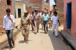 BJP Saharanpur MP to adopt riot-hit village