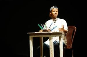 There is poetry in life and my job is to see it: South African poet...
