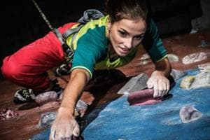 Rock climbing may help treat depression, finds study