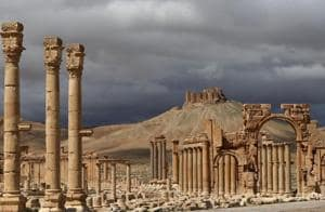 Syria army takes control of Damascus-Palmyra road, driving out Islamic...
