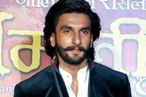 Ranveer Singh gets injured on the Padmavati sets; continues to shoot
