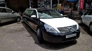 Mumbai RTO seizes Nissan modified into a limousine