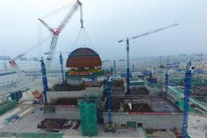 China unveils flagship nuclear tech to be used in Karachi atomic...