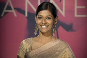 Actor Nandita Das is at the Cannes Film Festival to promote her directorial venture, Manto.