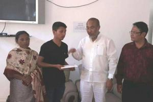 Daily wage earner bags 4th position in Manipur Class 12 exam, wants to...