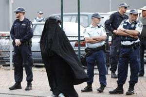 UK: Far-right political party wants to ban burqa as it stops vitamin D...