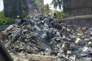 BMC has done nothing to recycle and segregate its plastic waste, says...