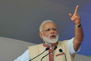 Modi lays foundation stone for AIIMS unit in Assam; to be completed in...