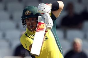 ICC Champions Trophy warm-up: Aaron Finch guides Australia to victory...