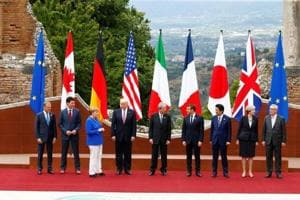 Deep divisions at G7: Trump, world leaders likely to clash over trade...