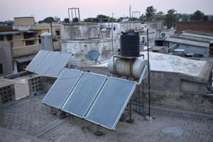 Cold response to solar panels in Chandigarh, admn fails to implement...