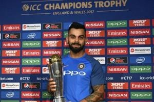 ICC Champions Trophy: Writing off Virat Kohli will mean eating a...