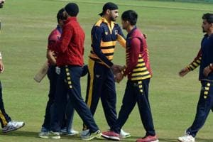 Harbhajan Singh admits to feeling the heat after returning to domestic...