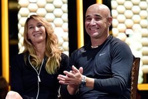 Did you know Andre Agassi rejected Novak Djokovic before Steffi Graf...