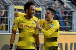 Borussia Dortmund eye German Cup glory against Eintracht Frankfurt