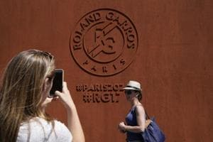 The French Open, officially knock as Roland Garros, starts on Sunday.