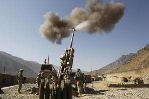 M777 howitzer guns from US reach India, to be tested in Pokhran