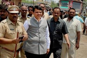 Maharashtra chief minister Fadnavis' chopper that crashed in Latur was...