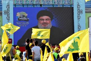Hezbollah chief Hassan Nasrallah unfazed by Saudi, US threat;  says...