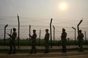Army foils attack by Pakistan's Border Action Team in Kashmir, two...
